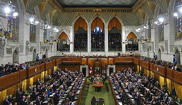 Canadian Parliament passes anti-Islamophobia motion